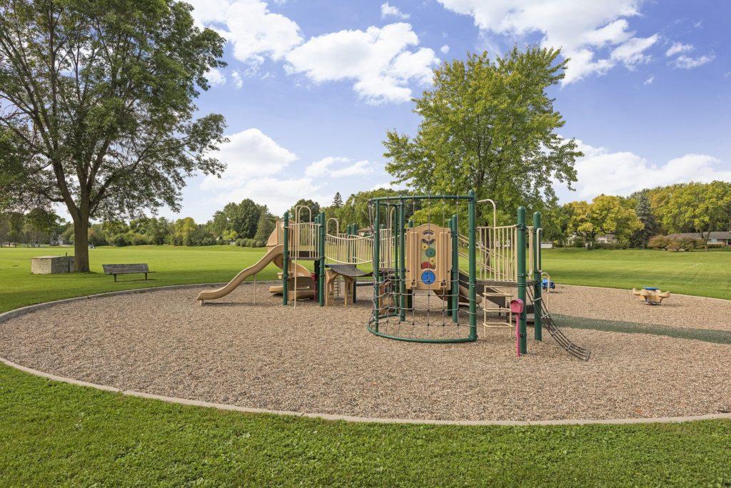 Edina has nearly 40 award-winning public parks.
