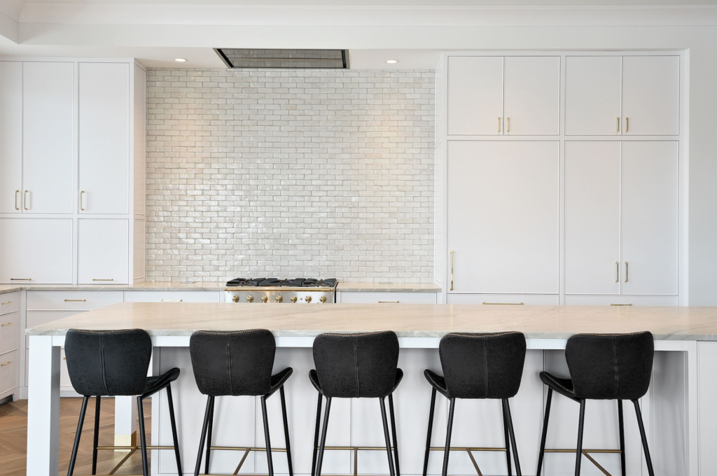 Home buyers want updated kitchens with modern touches. Homes for sale in Uptown Minneapolis.