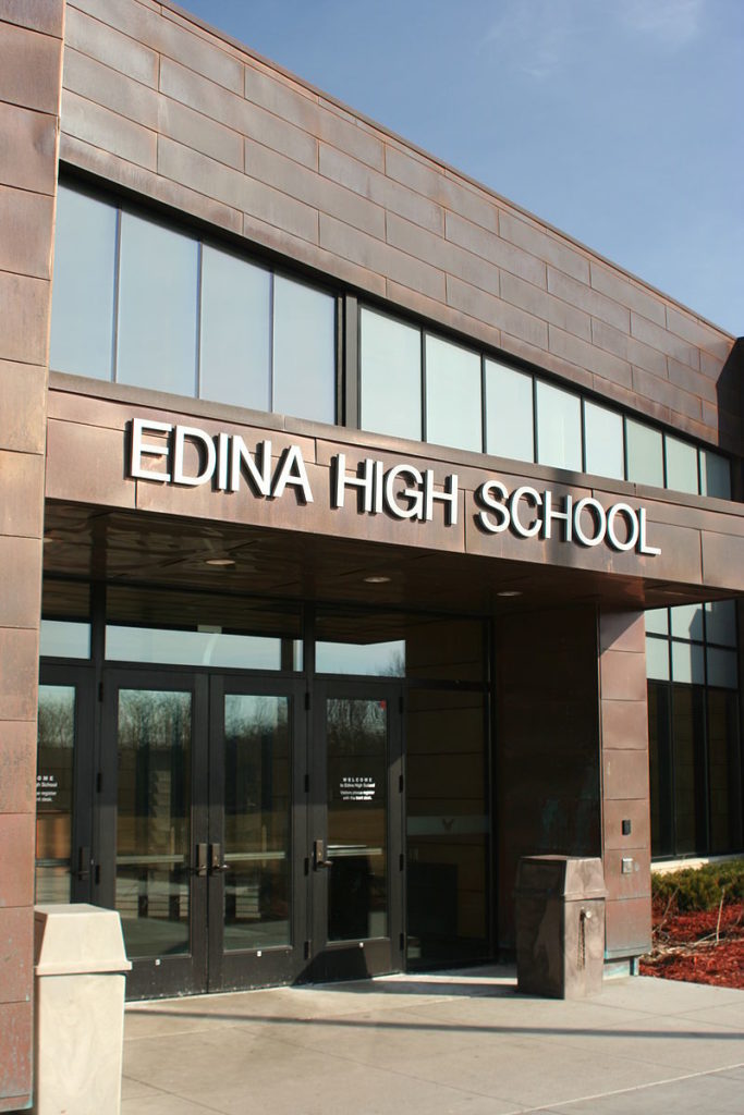 The Edina Public School District is a nationally recognized suburban public school district.