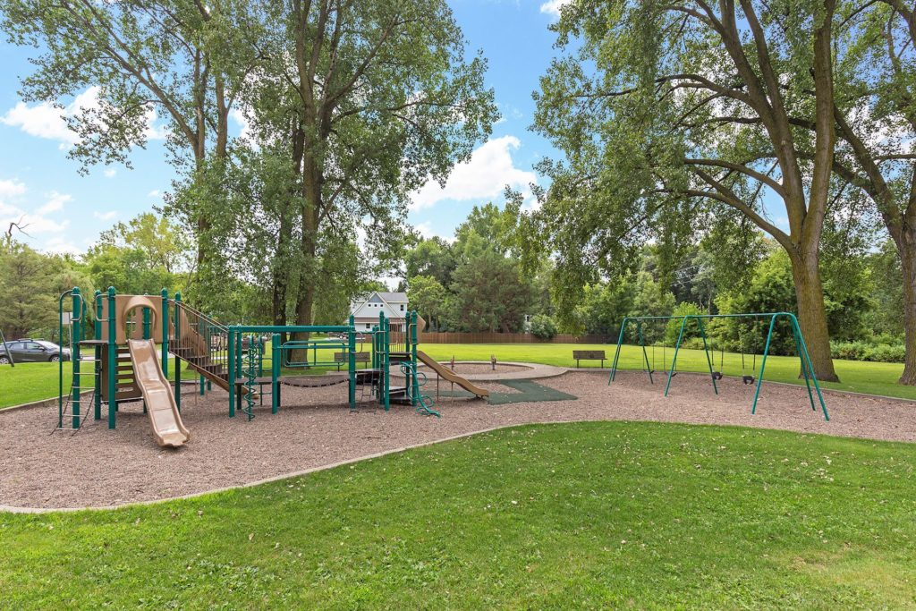The Birchcrest neighborhood has easy access to several parks