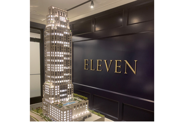 Eleven condominium in Minneapolis