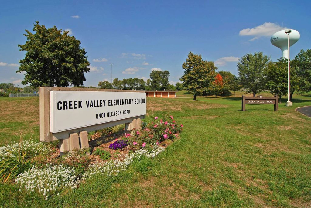 Creek Valley Elementary School and Creek Valley Park