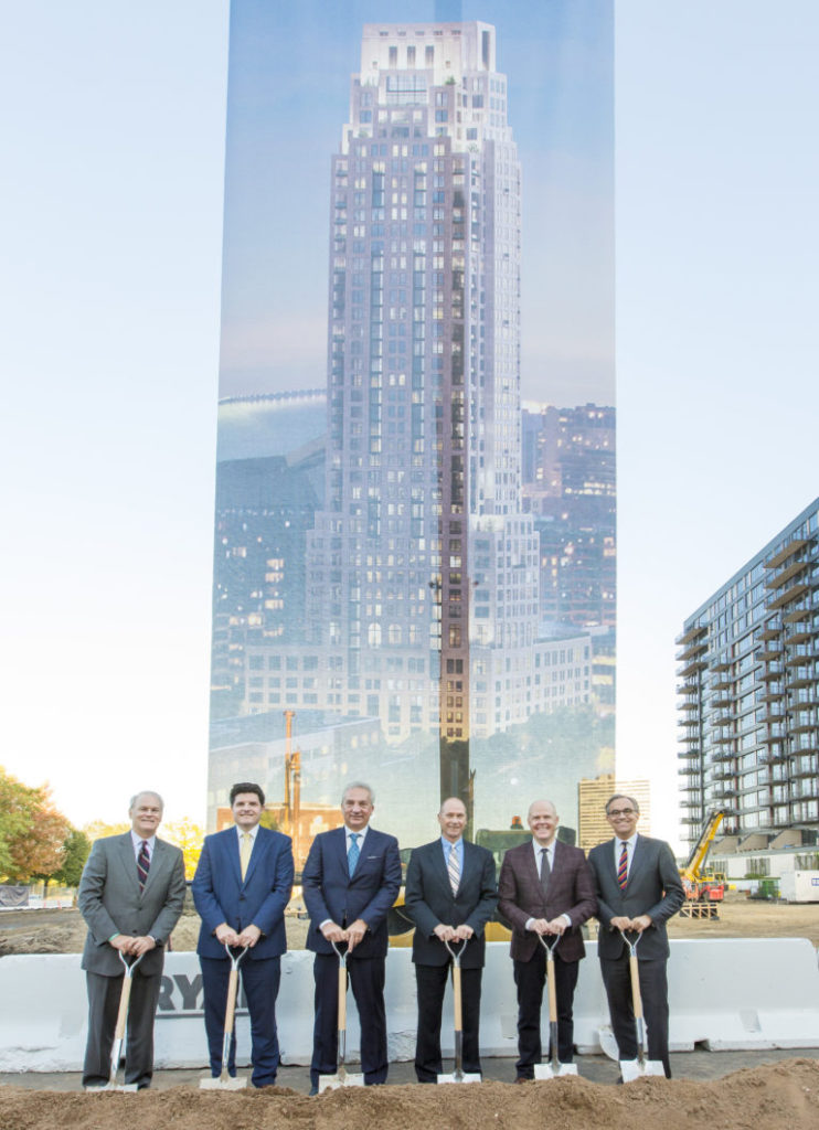 Eleven condo tower in Minneapolis broke ground earlier this month.