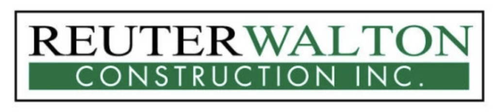 Reuter/Walton Construction Inc. logo