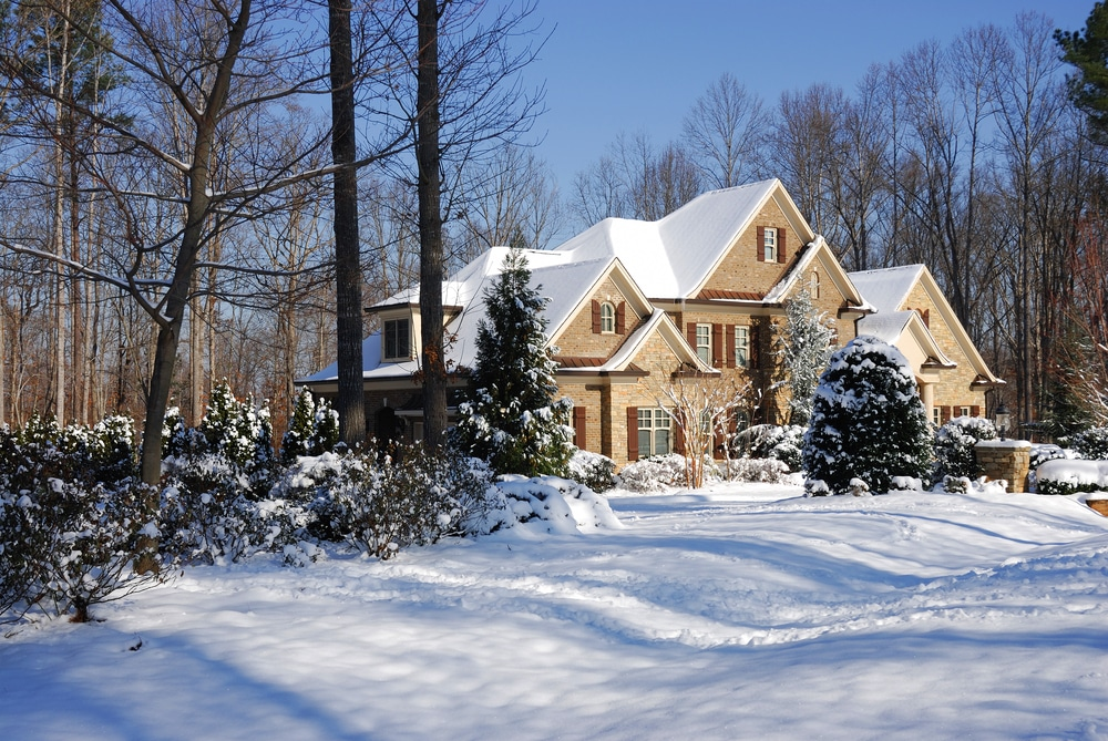 First time home buyers definitely need to remember to prepare their house for winter.