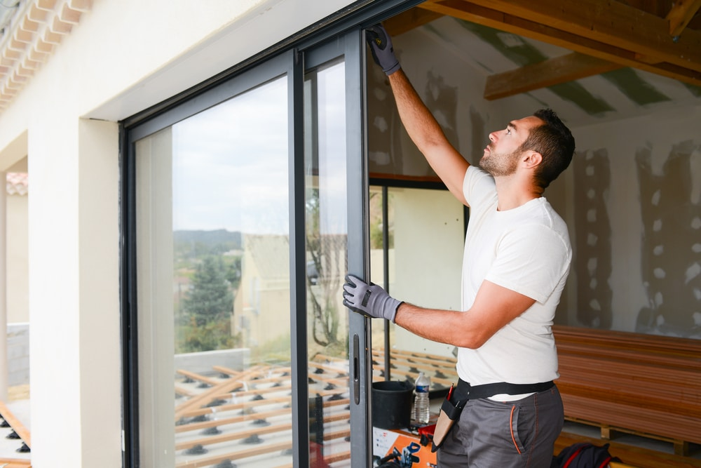 Another useful first time home buyer tip is to check all of your window and door frames.